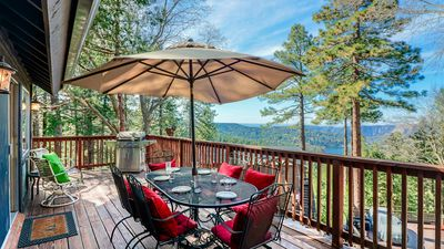 Photo for Lake Gregory Views, Hot Tub, Family/Pet Friendly!