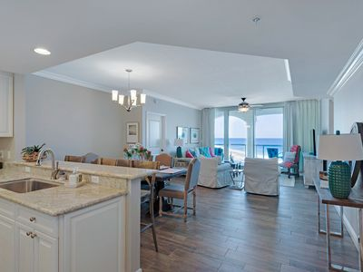 Photo for 100% 'Elite Status' 2 Bedroom  2.5 Bath Portofino * Blue Angels Week Open ! *