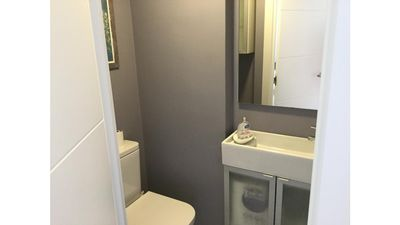 Photo for Nice 2 bedroom apartment on the beach and very close to Puerto Marina.