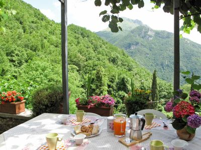 Photo for Vacation home Podere Paradiso (CMA250) in Camaiore - 5 persons, 2 bedrooms