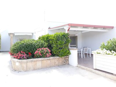Photo for Suite TerraNostra garden with pool in Salento