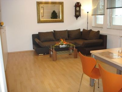 Photo for Apartment in central location Nuremberg, 5 minutes walk to Old Town / Imperial Castle