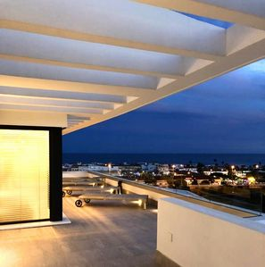 Photo for Luxury penthouse overlooking la Cala de Mijas with private plunge pool