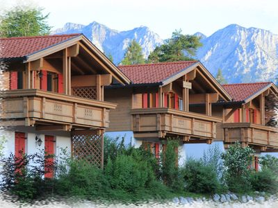 Photo for Chalet Upper Bavaria; Sachrang 1.5 km; free internet; Pets allowed
