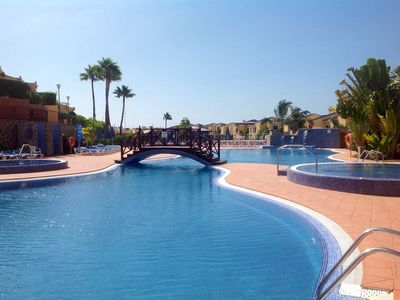 Photo for VILLA IN MELONERAS, LARGE SUNNY GARDEN WITH BEAUTIFUL VIEWS.