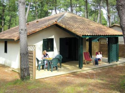 Photo for holiday home, Moliets  in Landes - 6 persons, 2 bedrooms