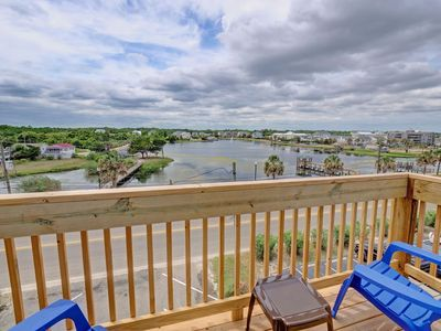 Photo for Fall Time at CB is the BEST Time! Steps from the Sand & Boardwalk! Lakeviews!