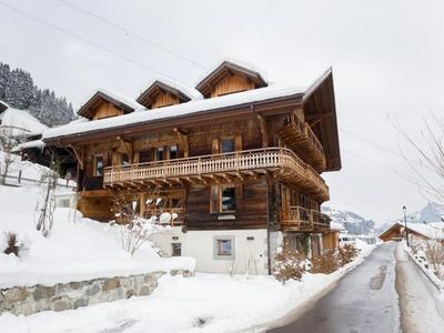 Photo for Holiday apartment Champéry for 8 - 9 persons with 4 bedrooms - Penthouse holiday apartment