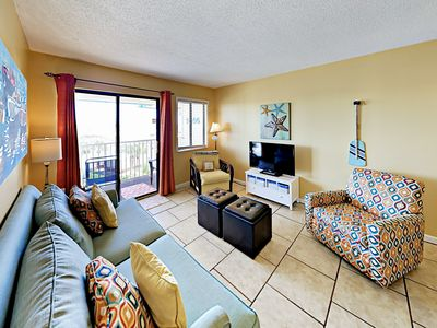 Photo for The Happy Place: 2BR Gulf Shores Plantation – Pools, Hot Tubs, Private Beach