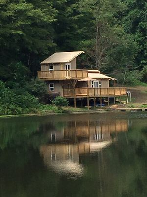 Photo for The Beaver Lodge at Dragonfly Lake *New Listing*