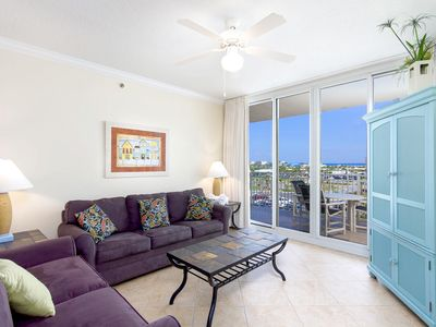 Photo for ☀Waterscape 433A-2BR-Sleeps8!☀Aug 20 to 22 $539 Total! Walk2Bch-Amazing Pools!