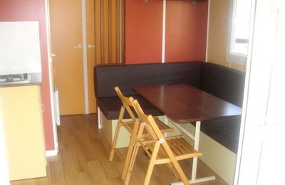 Photo for Camping L'Oree des Cevennes ** - Mobile home 3 Rooms 4 People