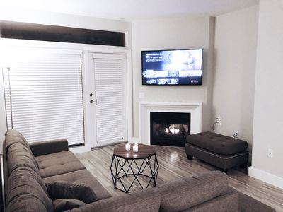 Photo for Amazing 2 Bedroom central Luxury apt. W/parking