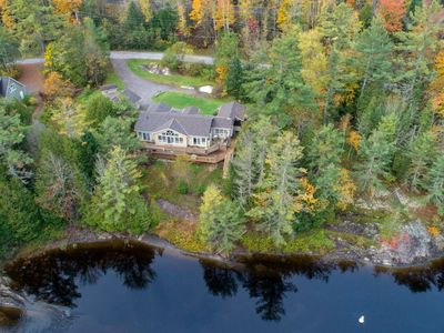 Photo for Waterfront Muskoka Cottage suitable for large families