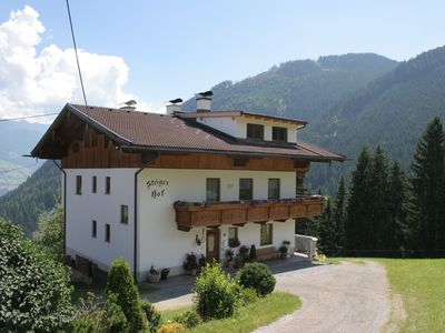 Photo for Spacious new apartment right on the road to the Hochzillertal