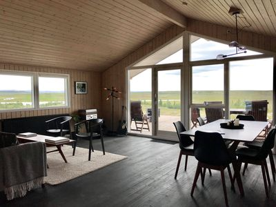 Photo for Hilltop Cabin Hekla - Golden Circle, Mountain View