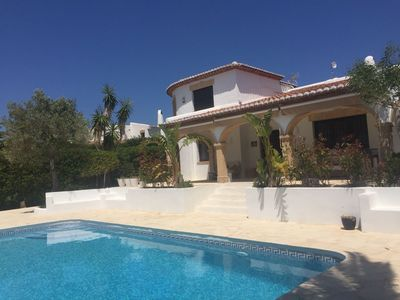 Photo for Look no further, Magnificent Villa, Sleeps 8, Private Pool, Wifi, Airco