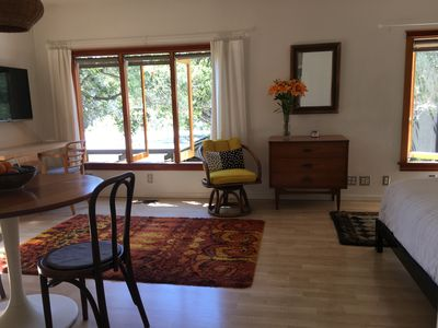 Photo for Studio Under Hollywood Sign. Quiet Canyon Retreat Close to All