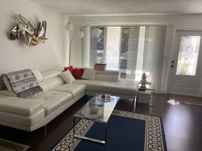 Photo for Lovely Getaway  in Hollywood Hills discount for 5+ nights & party of 3 or less