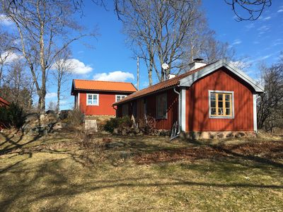 Photo for Charming countryhouse at the sea in Roslagen, 1 hours drive north of Stockholm.