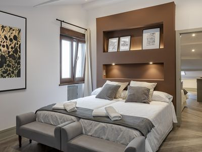 Photo for Cozy accommodation in the center of Cangas de Onis for 16 pax. Abego House (2nd)