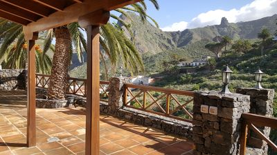 Photo for Stylish, newly renovated, typical Canarian house in a beautiful area