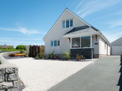 Photo for Gorwelion Glas -  a 4 bed detached house that sleeps 8 guests  in 4 bedrooms