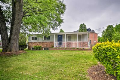 Located in Alexandria, this home is near tons of attractions and museums!