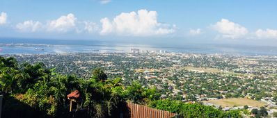 Photo for Bella Vista: 3 bedroom townhouse with a view of the city of Kingston.