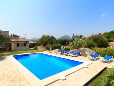 Photo for Traditional Villa Baile for 6 guests, just 4km to the beach!
