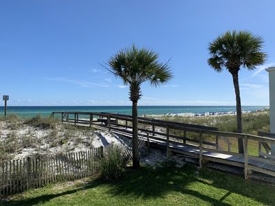 Photo for Come stay directly on the beach!!