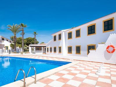 Photo for Fantastic Holiday Apartment with Pool, Wi-Fi, Air Conditioning and Terrace