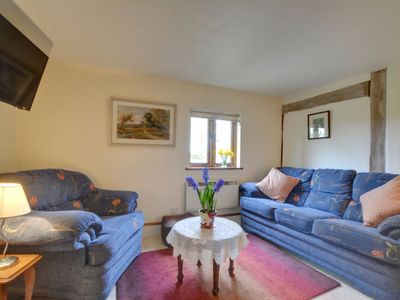 Photo for Vacation home Newchurch Barn  in Ashford, South - East - 4 persons, 3 bedrooms