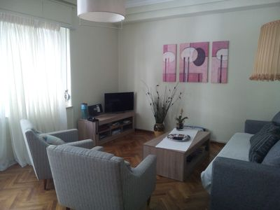 Photo for Charming apartment in Central Athens Kolonaki