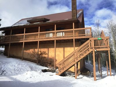 Photo for Resort Properties Presents Angel Fire Cabin Share