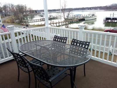 Photo for 'Marina Sunset' - Waterfront Retreat Overlooking Monroe Bay