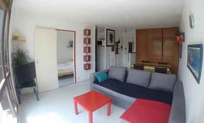 Photo for Seignosse T2 comfortable apartment fully equipped with balcony / nearest beach