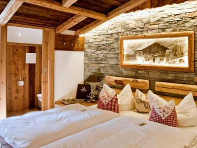 Photo for Hayloft room - The Jufenalm - Almhotel
