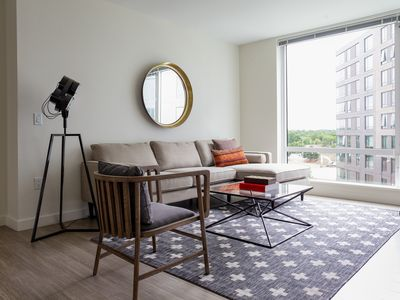 Photo for Sonder | The Continuum | Polished 2BR + Gym