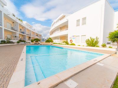 Photo for Novel Two Bedroom Apartment with Pool View