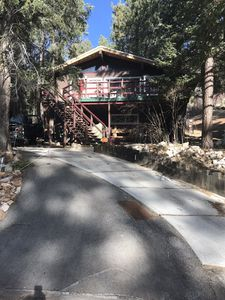 Photo for Tree House Cabin,Bear Mtn walking distance, great location,