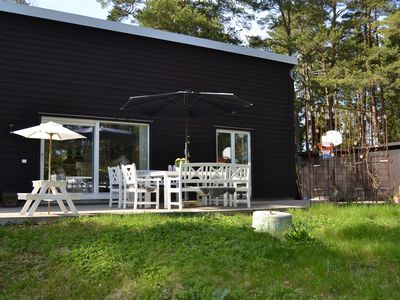 Photo for REDUCED PRICE!Modern house. Unique unabashedly location near Stockholm, lake and island