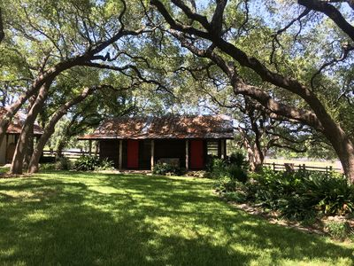 Photo for 2BR Farmhouse Vacation Rental in Wimberley, Texas