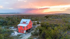 Photo for 2BR House Vacation Rental in Cedar Island, North Carolina
