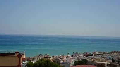 Photo for Central located apartment with amazing sea view