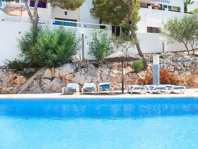 Photo for 2 bedroom Apartment, sleeps 4 in Cala d'Or with Pool
