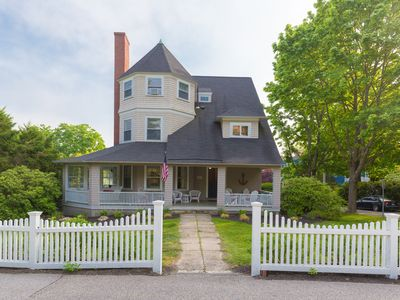 Photo for Classic Maine Cottage- Short Walk To Beach, Parks, Nature Paths & Fine Dining