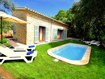 Photo for As new, modern and quiet Finca Mikeleta for max. 3 persons