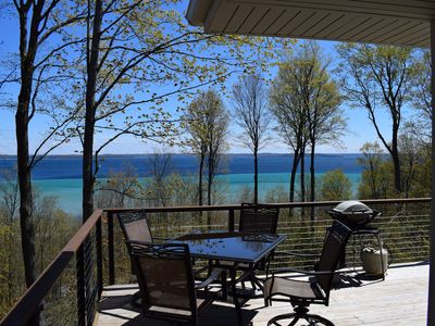 Photo for West Grand Traverse Bay - Panoramic Water View