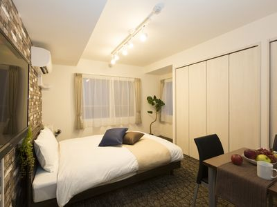 Photo for Residence Plus Sapporo 1A-208: 4ppl and Nice Room